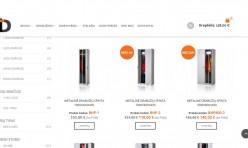 Elektroninį parduotuvė www.darbis.lt